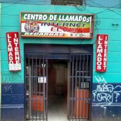 Centro de Llamados Elvis en Santiago