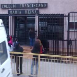 Colegio Franciscano Maria Reina en Santiago