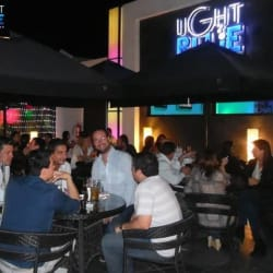 Light Blue Bar en Santiago