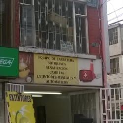 Extintores Protección Full en Bogotá
