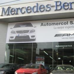 Automercol S.A Sala de Ventas Calle 116 en Bogotá