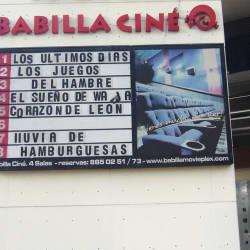 Babilla Cine en Bogotá