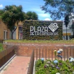 Centro Comercial Plaza De Las Américas en Bogotá