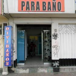 Divisiones Para Baño Avenida 68 en Bogotá