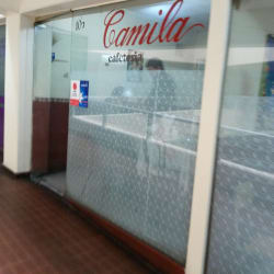 Cafetería Camila en Santiago