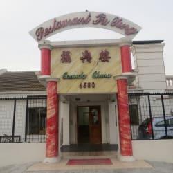 Restaurant Fu Xing en Santiago