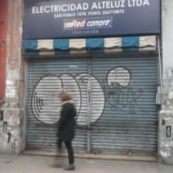 Electricidad Alteluz en Santiago