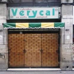 Tienda de Calzados Verycal en Santiago