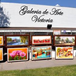 Galería de Arte Victoria en Santiago