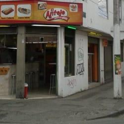 El Antojo Calle 64F en Bogotá