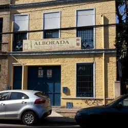 Alborada en Santiago