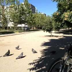 Parque Monseñor Escriva de Balaguer en Santiago