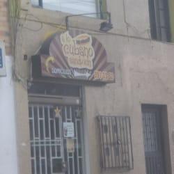 A Lo Cubano Sandwich en Bogotá