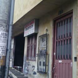Alquiler de Andamios Ornamentacion en Bogotá