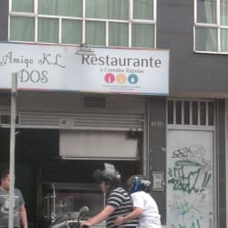 Amigo K L  Dos en Bogotá