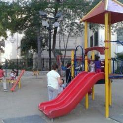 Parque José Manuel Barros en Santiago