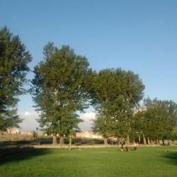Parque San Luis Orione en Santiago