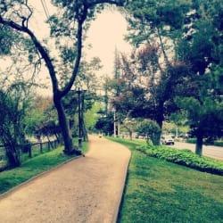 Parque Tobalaba en Santiago