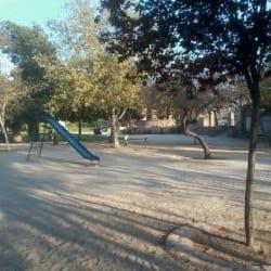Parque Violeta Parra en Santiago