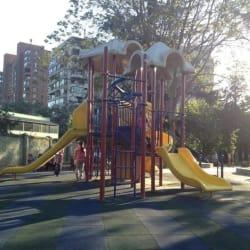Plaza 19 de Junio en Santiago