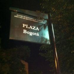 Plaza Bogotá en Santiago