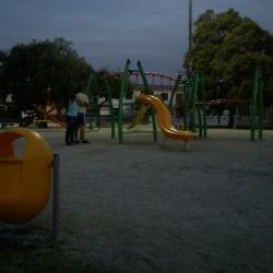 Plaza Llico en Santiago
