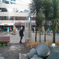 Plaza Nueva Zelanda en Santiago