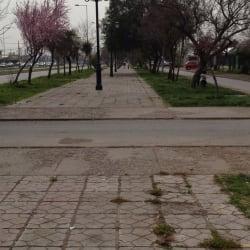 Plaza Las Industrias en Santiago