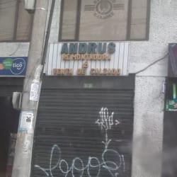 Andrus Remontadora en Bogotá