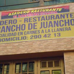 Asadero Restaurante El Rancho De Juancho en Bogotá