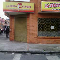 Asadero Restaurante La Brasa Al Rojo en Bogotá