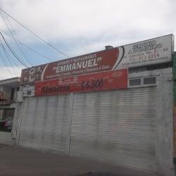 Asadero y Restaurante Emmanuel en Bogotá