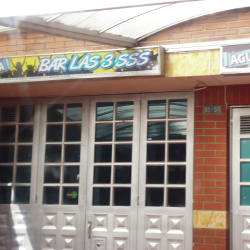 Bar las 3 SSS en Bogotá