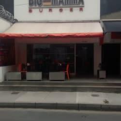 Big mamma Burger en Bogotá