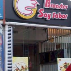 Broaster soy sabor en Bogotá