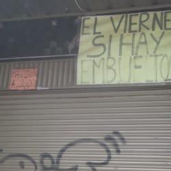 Cafetería Carrera 14B en Bogotá