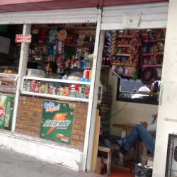 Cafetería Calle 21 en Bogotá