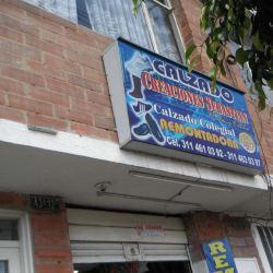 Calzado Creaciones Sebastian en Bogotá