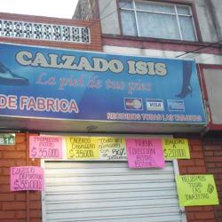 Calzado Isis en Bogotá
