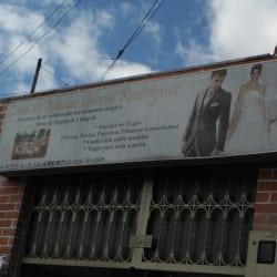 Casa de moda Gloria Rodriguez en Bogotá