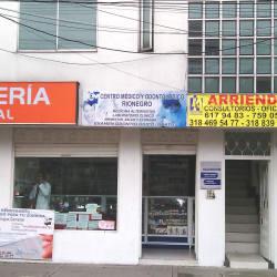 Centro Medico y Odontologico Rionegro en Bogotá