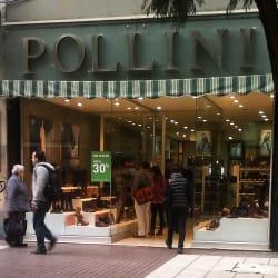 Pollini - Huerfanos  en Santiago