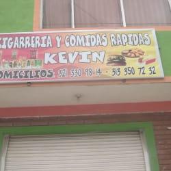 Cigarreria y Comidas Rapidas Kevin en Bogotá