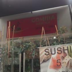Comida Asiatica Soja  en Bogotá