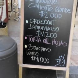London Coffee en Santiago