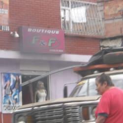 Boutique F & F en Bogotá