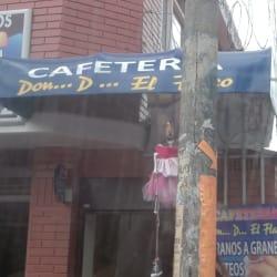 Cafeteria Donde El flaco en Bogotá