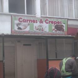 Carnes & Crepes  en Bogotá
