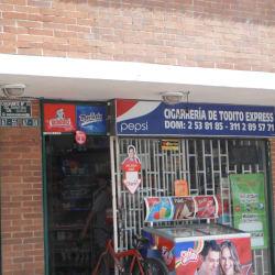 Cigarreria de Todito Express en Bogotá