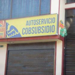 Auto Servicio Colsubsidio Calle 1  en Bogotá